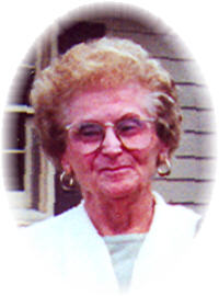 """Virginia L. """"Ginny"""" (Moore) Canty"""
