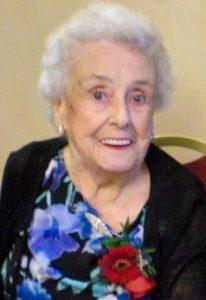 Edna (Roche) Crowley