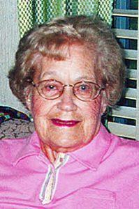 Margaret M. (Bushman) Gricus