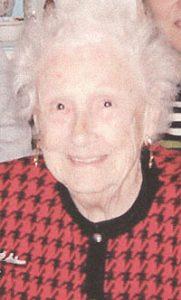Mary E. (Macdonald) Weafer