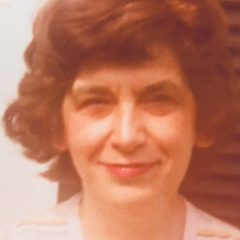 Rosemary Ann (Senesi) Restivo