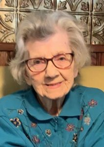 Mary E. (McLeod) Anderson