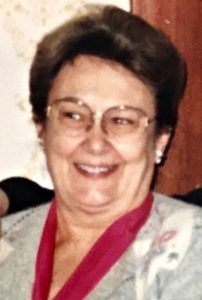 "Elizabeth Ann ""BettyAnn"" (McNally) Goodland"