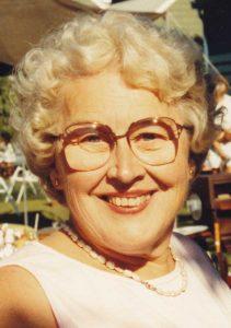 "Rosemarie F. ""Queenie"" Delaney"