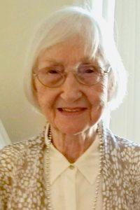 Doris (Reid) McElhinney