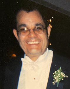 """Jose A. """"Tony"""" Rodriguez, WPD Ret."""