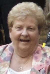 "Mary E. ""Betty"" (Forester) Gonsalves"