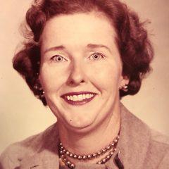 Mary Frances Burke