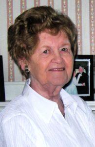 Margaret T. (Burke) Wackrow
