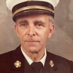 Robert E. Peary – Ret. Chief WFD