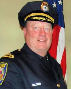 "Richard J. ""Rick"" Kelley, Ret. Woburn Police Chief"